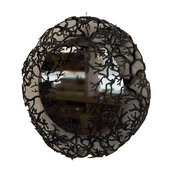 Coral Mirror